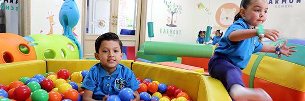 Karmont School - Estimulación Temprana