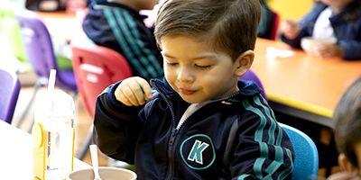 Karmont School - Servicio de Comedor